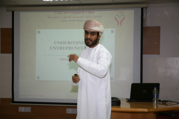 SME Development Fund Conducts Two Day Entrepreneurial Campus Training Program