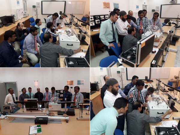 Training Programme on Governors Apparatus and Brake Drum Friction Apparatus