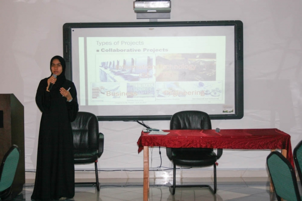 IT Department's Student Project Orientation and Proposal Drafting