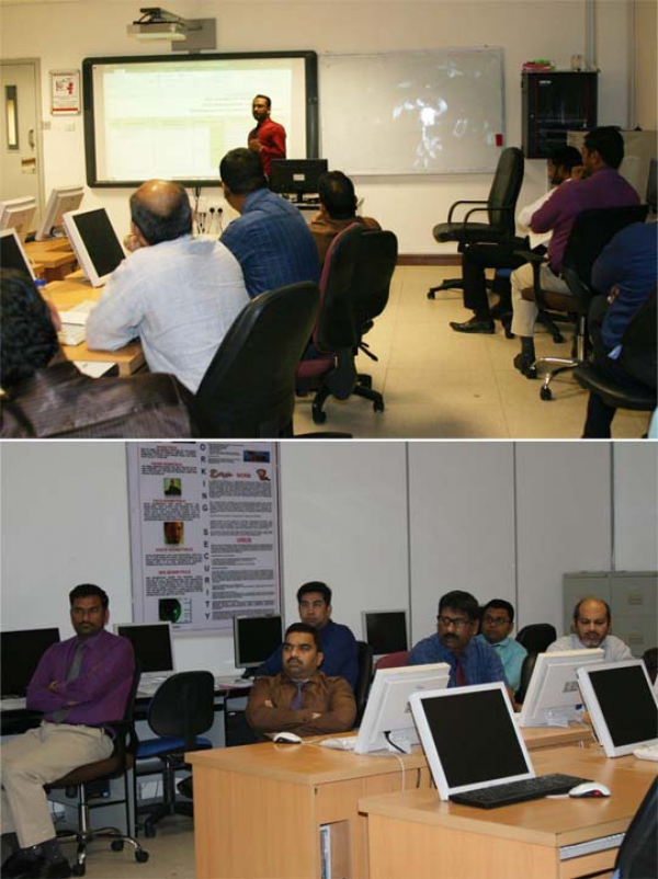 Awareness Programme on Risk Identification for IT Department